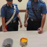 Droga:marijuana in cucina e fra le sigarette,arresto nel Reggino