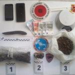 Droga: due arresti a Catanzaro, individuata base spaccio