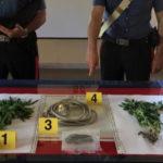 Droga: coltivava marijuana a domicilio, arrestato 31enne