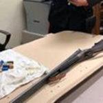 Armi: Carabinieri sequestrano nel Vibonese fucile e munizioni