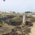 Incendio causato da residui vegetali, denunciata una persona