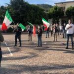 Lamezia, le Mascherine Tricolori di nuovo in piazza