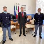 Due nuovi Agenti della Polizia di Stato alla Questura di Catanzaro