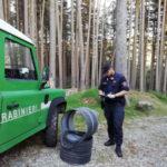 Trasportavano rifiuti senza autorizzazione, denunciati