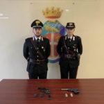 Armi e ricettazione, fioraio arrestato a Roccella Ionica