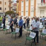 Fase 2: manifestazione associazioni imprenditori a Crotone