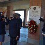 Catanzaro: Polizia rende onori all'Agente Scelto Pasquale Apicella