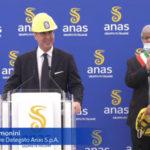 Infrastrutture: Simonini (Anas), cantiere 106 Italia che riparte