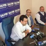 """Regionali: Salvini, """"in Calabria, prima il progetto, poi i nomi"""""""