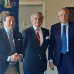 Regione: Carè incontra gli assessori Talarico e Orsomarso