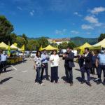 Mendicino: inaugurato il mercato contadino Campagna Amica