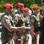 Carabinieri, Comandante Legione premia militari Vibo Valentia