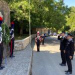 24° anniversario dell'omicidio del Maresciallo Capo Pasquale Azzolina