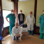 """Lamezia:""""Insieme si può"""", dona respiratore polmonare all'Ospedale"""