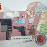 Armi e droga:incensurato arrestato dalla Polizia nel Cosentino