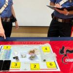 Occultava la cocaina in camera da letto: arrestato un 27enne