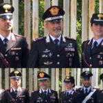 Carabinieri: Generale Burgio in visita stazioni Vibo Valentia