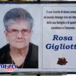 Lamezzia: Messa di suffragio per la madre di Pasquale Cristiano