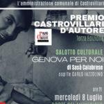 L'amministrazione comunale presenta: Premio Castrovillari d'autore