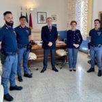 Catanzaro: Questore apprezza poliziotti che hanno salvato  un uomo