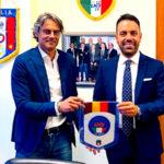 Calcio: presentazione del neo Presidente della Vigor Lamezia