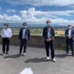 Maida: Sopralluogo del vice presidente della Provincia di Catanzaro