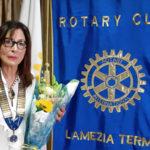 Passaggio di consegne al Rotary Club Lamezia Terme