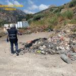 Sequestrate due discariche abusive nei comune di Letojanni e Pagliara