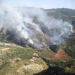 """Ventisei incendi attivi oggi, impegnate sette squadre """"Calabria Verde"""""""