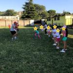 Grande partecipazione al campo estivo a Chiaravalle