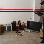Catanzaro: rinvenuti materiali rubati al Comalca