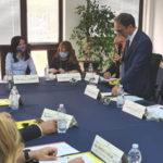 Catanzaro: Abramo al tavolo tecnico con ministro Azzolina