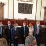 Reggio, cittadinanza onoraria a presidente Di Bella