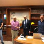 Consorzio consegna terreno rimboschito comune Santa Caterina Ionio