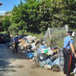 Scilla: I carabinieri sequestrano tre discariche non autorizzate