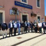 Freccia argento Sibari Bolzano prima fermata a Torano il 17 luglio