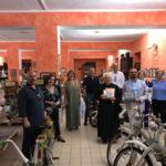 Visita del Rotary Club di Catanzaro al Museo meridionale della Lambretta