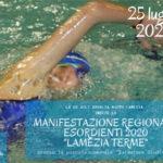 Lamezia: 25 luglio nella piscina comunale gare di nuoto