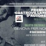 Castrovillari: musica d'autore, questa sera il primo dei 4 salotti culturali