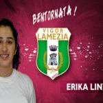 Calcio a 5: la Vigor Lamezia Women ingaggia Erika Linza