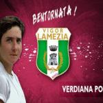 Calcio a 5: torna alla Vigor Lamezia Women Verdiana Polizzi