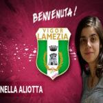 Calcio a 5: Antonella Aliotta tra le fila della Vigor Lamezia Women