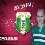 Calcio a 5: Francesca Ierardi è una calcettista della Vigor Lamezia Women