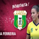 Calcio a 5 la brasiliana Julia Ferreira tra le fila della Vigor Lamezia Women
