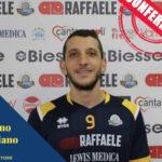 Raffaele Lamezia Pallavolo Graziano confermato