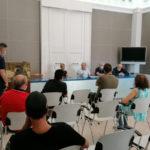 Cosenza: Iacucci incontra delegazione tirocinanti
