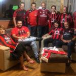 Rinnovo cariche Milan Club Andrea Pazzagli di Lamezia Terme