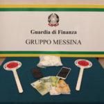 Droga: Gdf Messina arresta un corriere calabrese