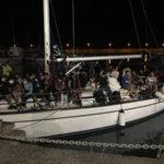 Migranti: in 62 arrivati in porto Crotone su barca a vela
