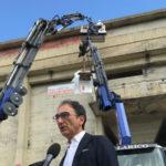 Catanzaro: partiti i lavori rimozione amianto cementificio di via Lombardi